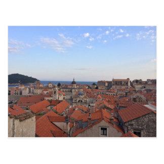 Kroatien-Postkarte Postkarte