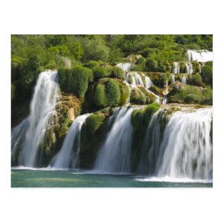 Kroatien, Sibenik-Knin Region, KRKA Postkarte