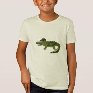 Krokodil-Tag der Erde jeden Tag T-Shirt