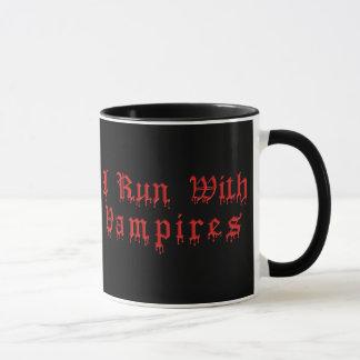 KRW I laufen gelassen mit den Vampiren, die Blut Tasse