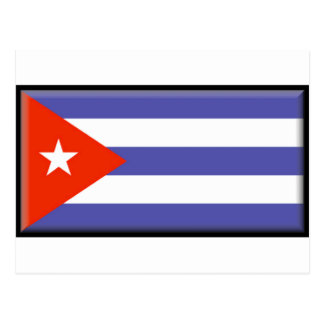 Kuba Postkarte