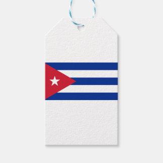 Kubanische Flagge - Bandera Cubana - Flagge von Geschenkanhänger