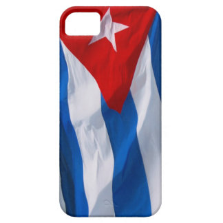 kubanische Flagge iPhone 5 Schutzhülle