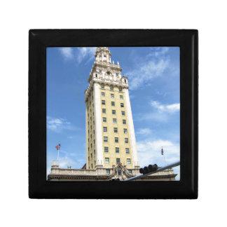 Kubanischer Freiheits-Turm in Miami 6 Geschenkbox