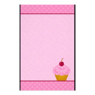Kuchen-Briefpapier Briefpapier