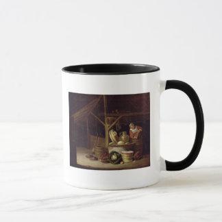 Küchen-Innenraum Tasse
