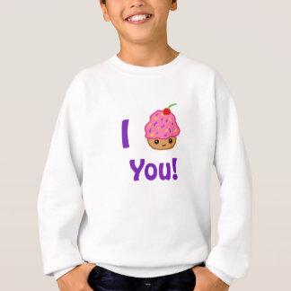 Kuchen-Liebe Sweatshirt
