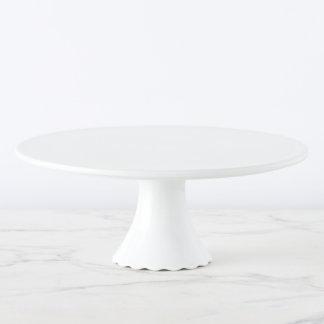 Kuchen-Stand Tortenplatte