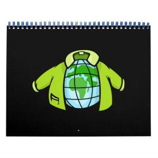 Kugel-Jacke Kalender