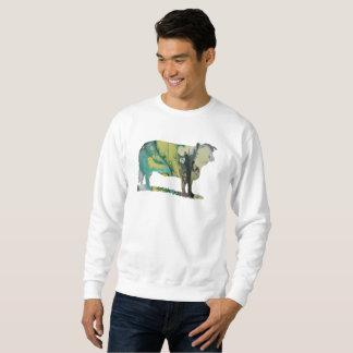 Kuh-Kunst Sweatshirt