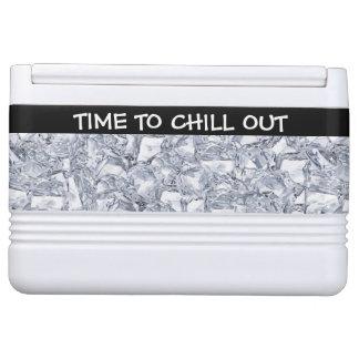 Kühlen Sie heraus Eis-Kasten Kühlbox