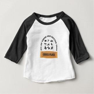 Kükenleichter schlag ja baby t-shirt