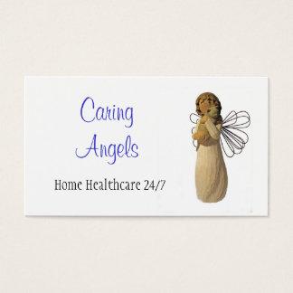 Kümmerte Engels-Krankenpflege Visitenkarte