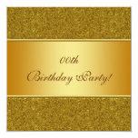 Kundengebundene Geburtstags-Party Einladungen