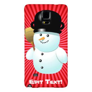 Kundengebundener Snowman-Cartoon