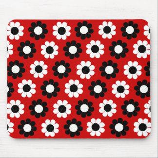 Kundengerechter Pop-Blumen-Power Mousepad