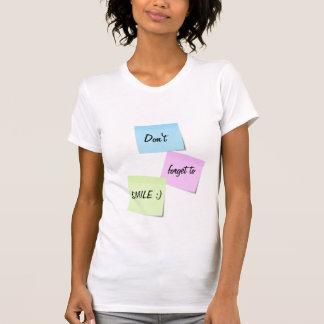 Kundengerechter T - Shirt Text klebrigen