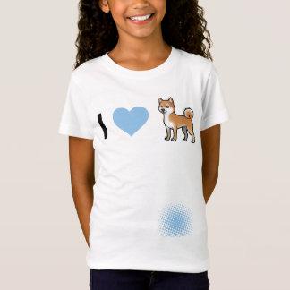 Kundengerechtes Haustier T-Shirt