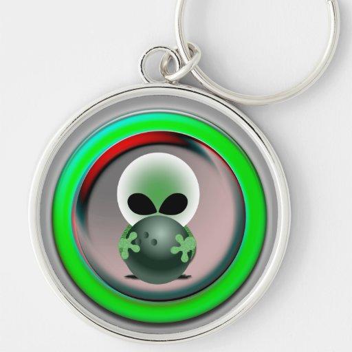 Kundenspezifische Bowling Keychains Geschenke Schlüsselbänder