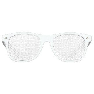 Kundenspezifische erwachsene Party-Schatten Retro Sonnenbrillen