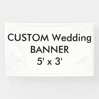 Kundenspezifische Fahne 5' x 3' Banner