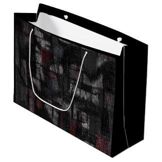 Kundenspezifische Geschenk-Tasche - groß, glatter Große Geschenktüte