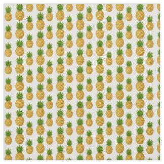 Kundenspezifische Gewebe-Tropische Ananas Stoff