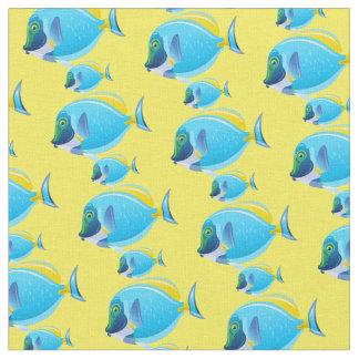 Kundenspezifische Gewebe-Tropische Fische Stoff