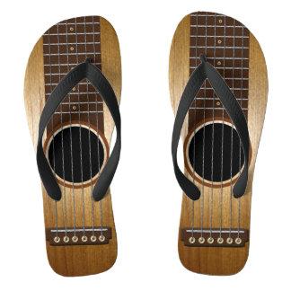 Kundenspezifische Gitarre Badesandalen