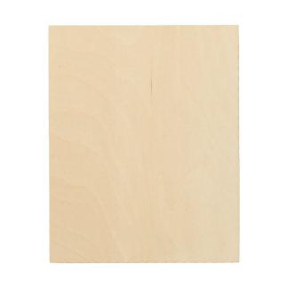 Kundenspezifische Leinwand des Holz-8x10 Holzdrucke
