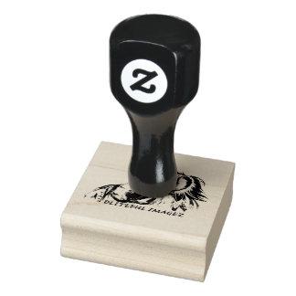 Kundenspezifische Logo-Briefmarke Gummistempel