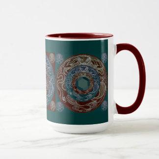 Kundenspezifische Medusa-Juwel-Tasse Tasse