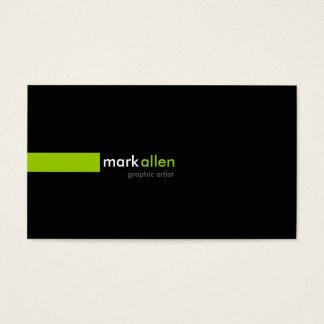 Kundenspezifische moderne 519 visitenkarten