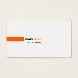Kundenspezifische moderne 520 visitenkarten
