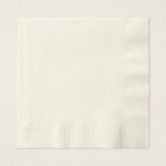 Kundenspezifische Papiermittagessen-Servietten Papierserviette
