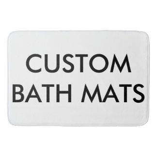 Kundenspezifische personalisierte badematte