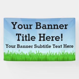Kundenspezifische personalisierte Szenen-Fahne des Banner