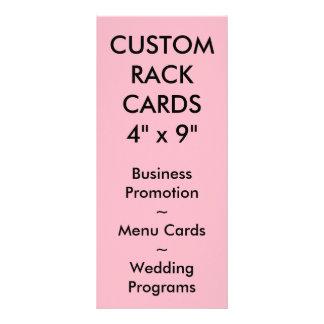 Kundenspezifische personalisierte werbekarte