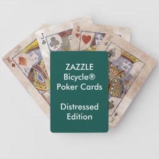 Kundenspezifischer Bicycle® Poker-Spielkarten Bicycle Spielkarten