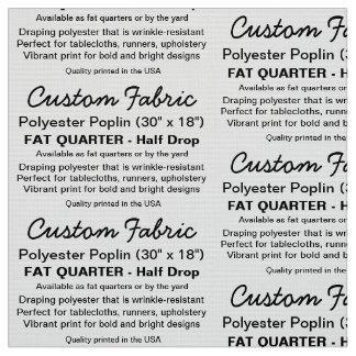 Kundenspezifischer Druck-Polyester-Popelin Stoff
