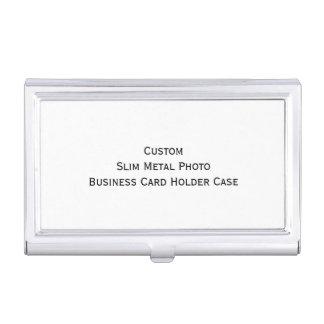 Kundenspezifischer dünner Visitenkarten-Behälter