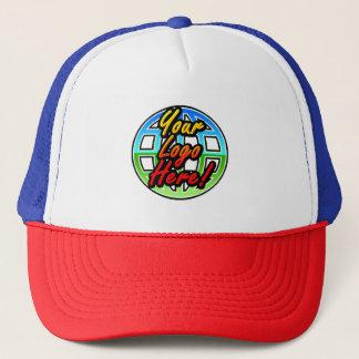Kundenspezifischer Logo-Baseballmütze-Hut, keine Truckerkappe