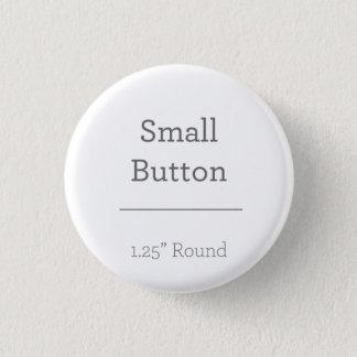 Kundenspezifischer runder Knopf Runder Button 2,5 Cm
