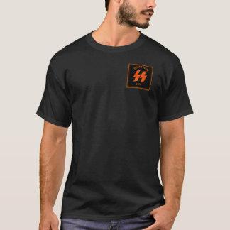 Kundenspezifischer Schatten-Gruppe-MitgliedsT - T-Shirt