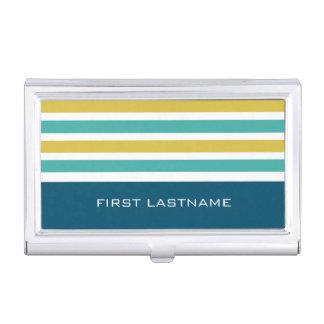 Kundenspezifischer Visitenkartehalter des Visitenkarten-Dose