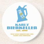 Kundenspezifisches Bierpub-Untersetzer-Geschenk