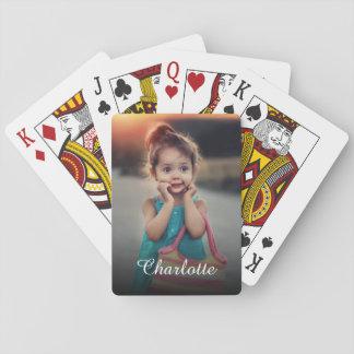 Kundenspezifisches Foto Spielkarten
