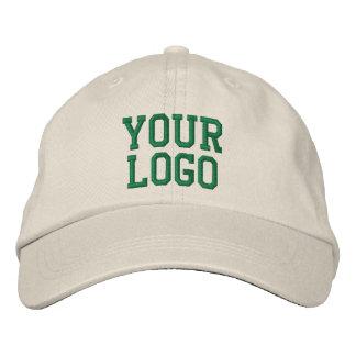 Kundenspezifisches Geschäfts-Logo gestickter Besticktes Cap