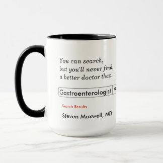 Kundenspezifisches Geschenk für Gastroenterologen Tasse