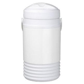 Kundenspezifisches Iglu-Getränk cooler - halbe Kühlbox